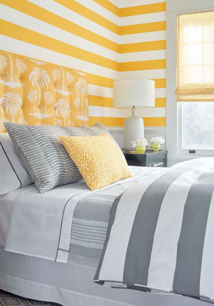 Как грамотно использовать жёлтый цвет в интерьере? (50 фото) – подробный гид по дизайну