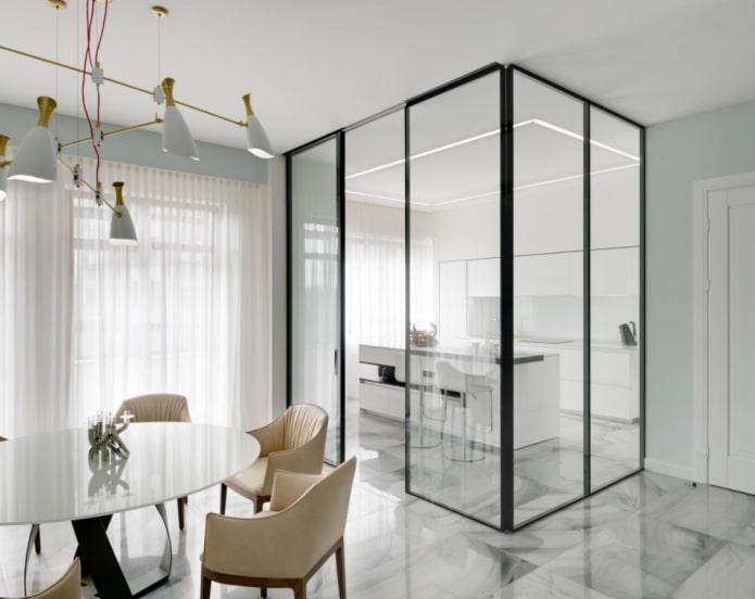 Как использовать стекло в интерьере? (41 фото) – виды и примеры дизайна