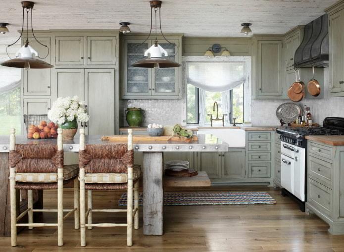 Дизайн интерьера в стиле кантри (57 фото) – шпаргалка по созданию уютной атмосферы в доме
