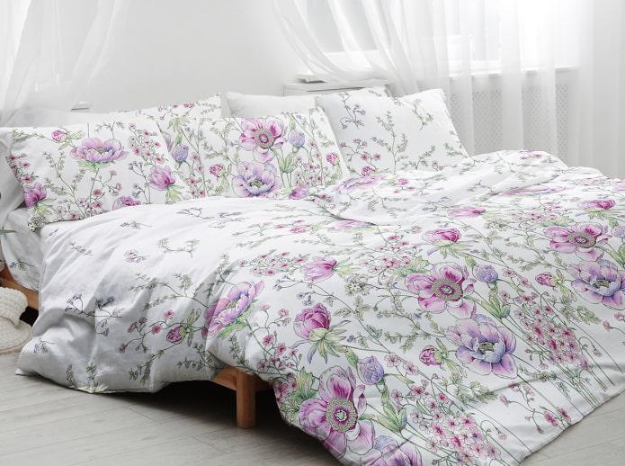 Какую ткань выбрать для постельного белья?
