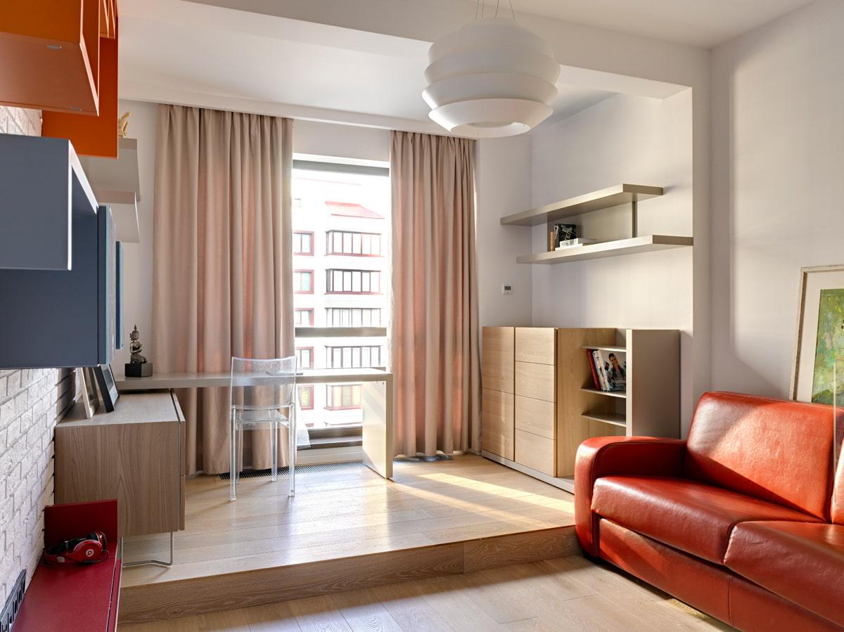 однокомнатные квартиры дизайн фото с балконом мире существует безумное