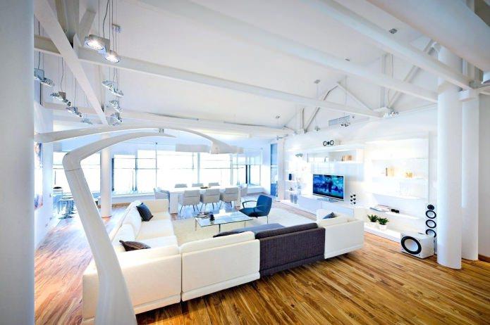 ультрасовременный дизайн дома