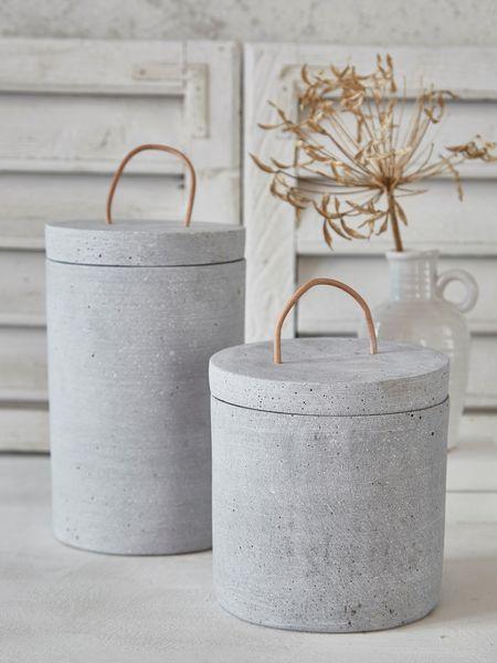 бетонный декор
