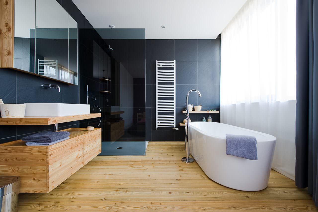 Badezimmer 10M2