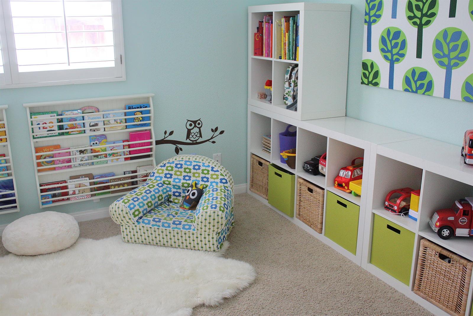 Как сделать детскую комнату фото 649