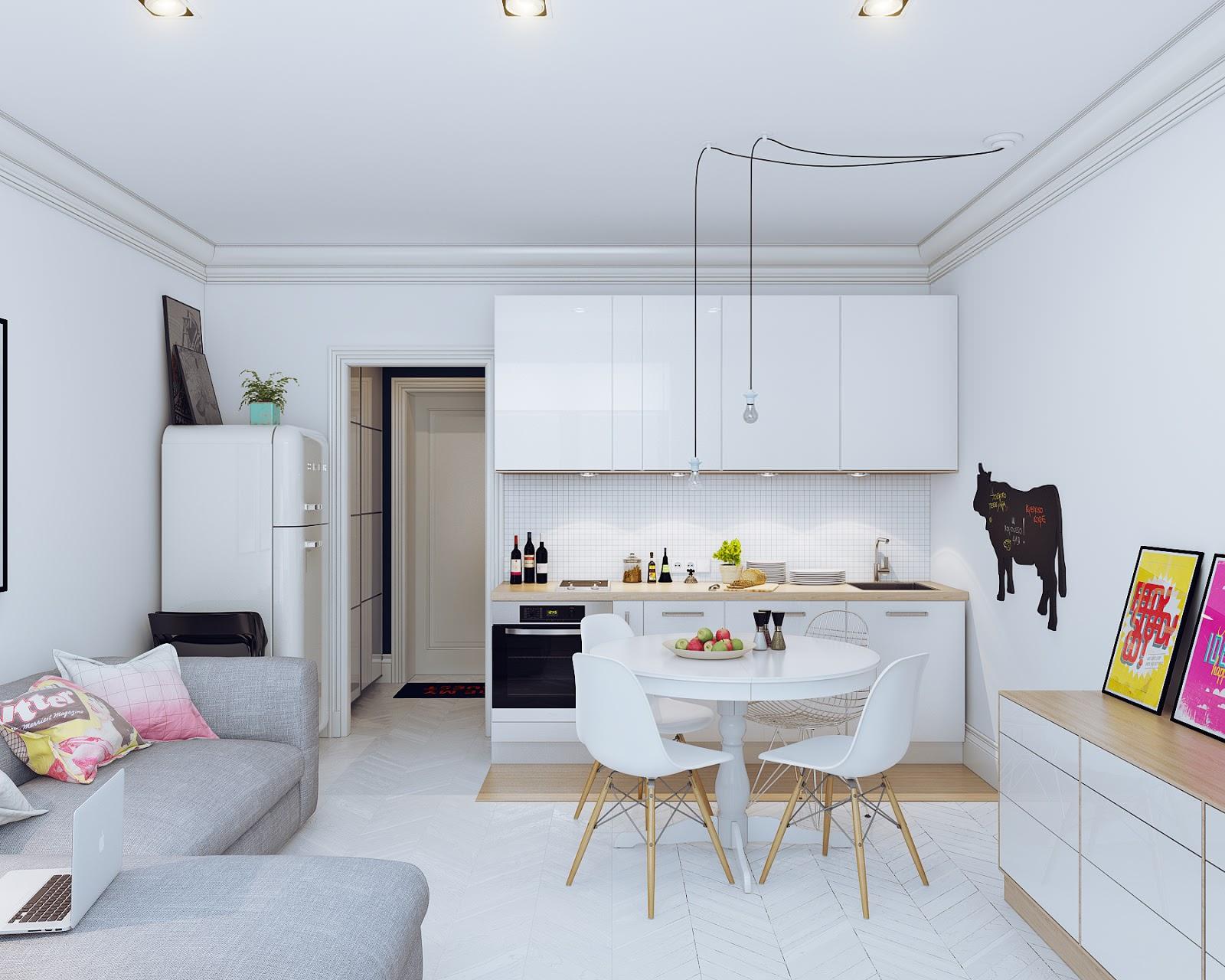 Дизайн квартиры-студии 24 кв. М youtube.