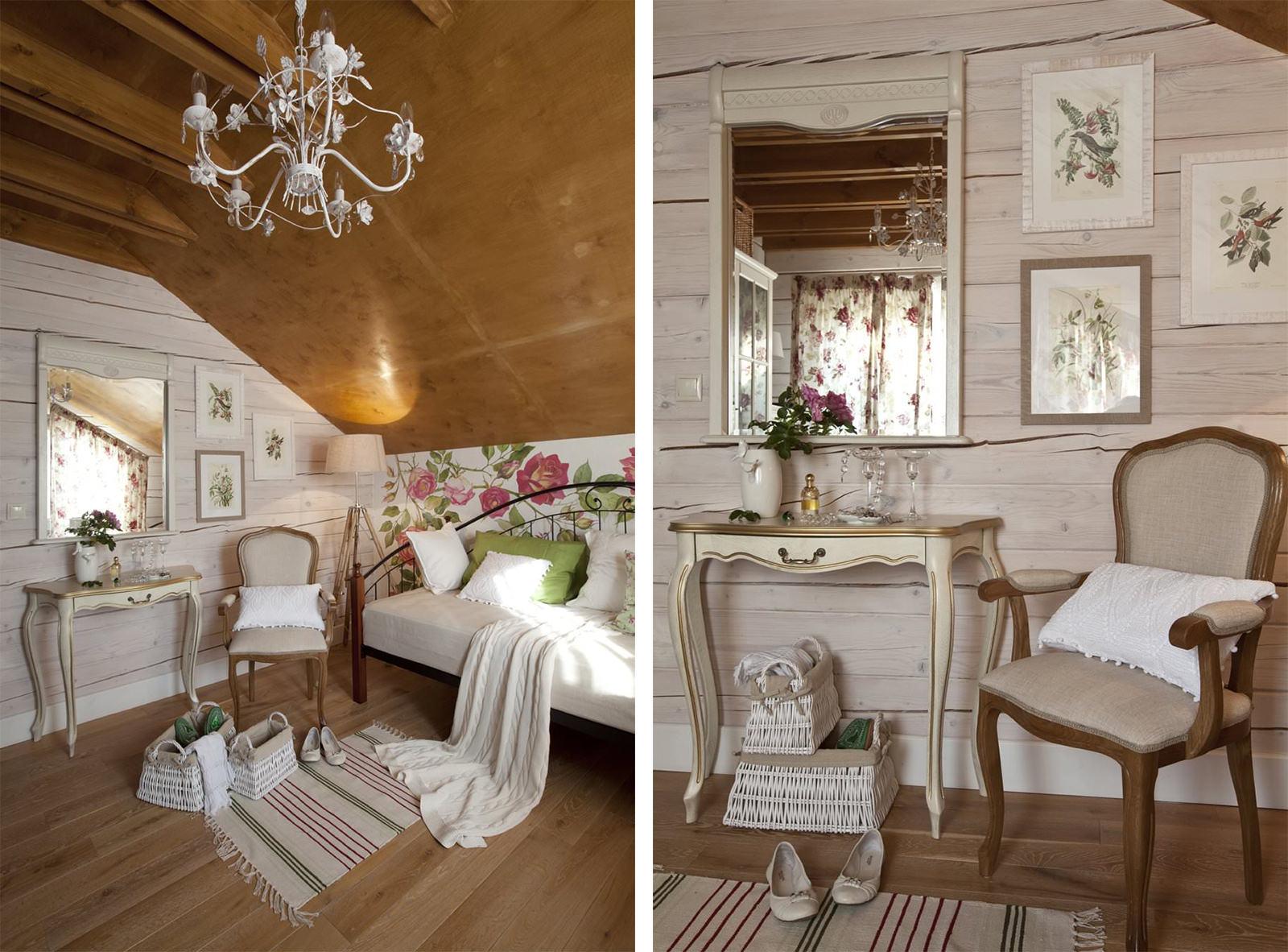 Дизайн дома в прованс стиле