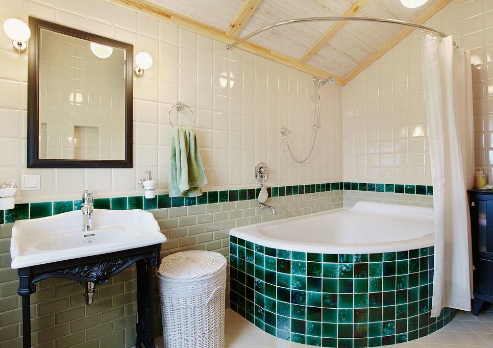 Дачу в ванной фото #13