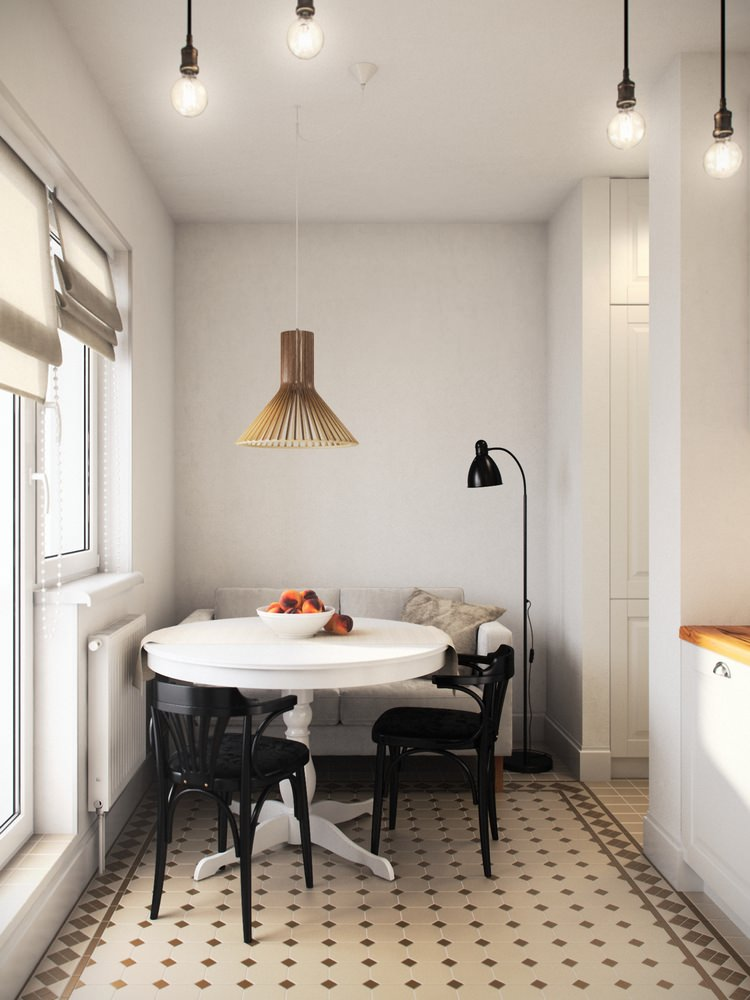 Дизайн однокомнатной квартиры икеа