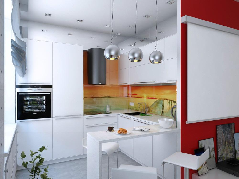 Кухня угловая студия дизайн