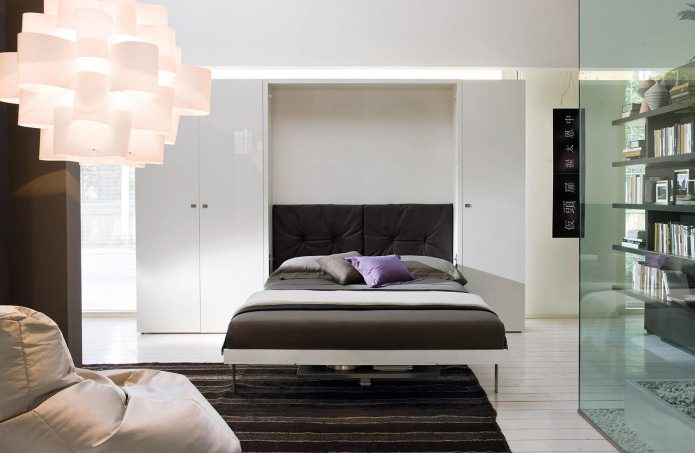 9 лучших способов спрятать кровать в комнате