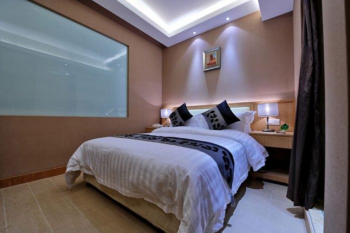 Комната без окон дизайн интерьера