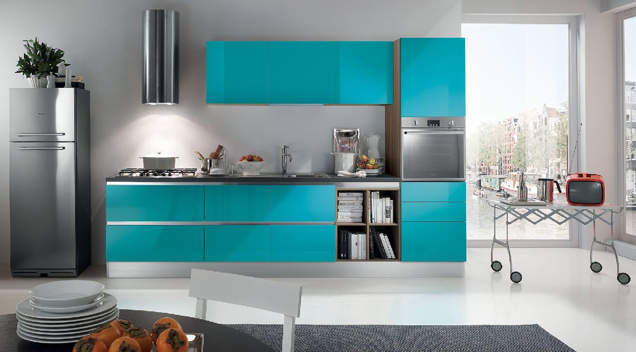 Зя кухня - 85 фото красивых новинок и идей оформления кухни