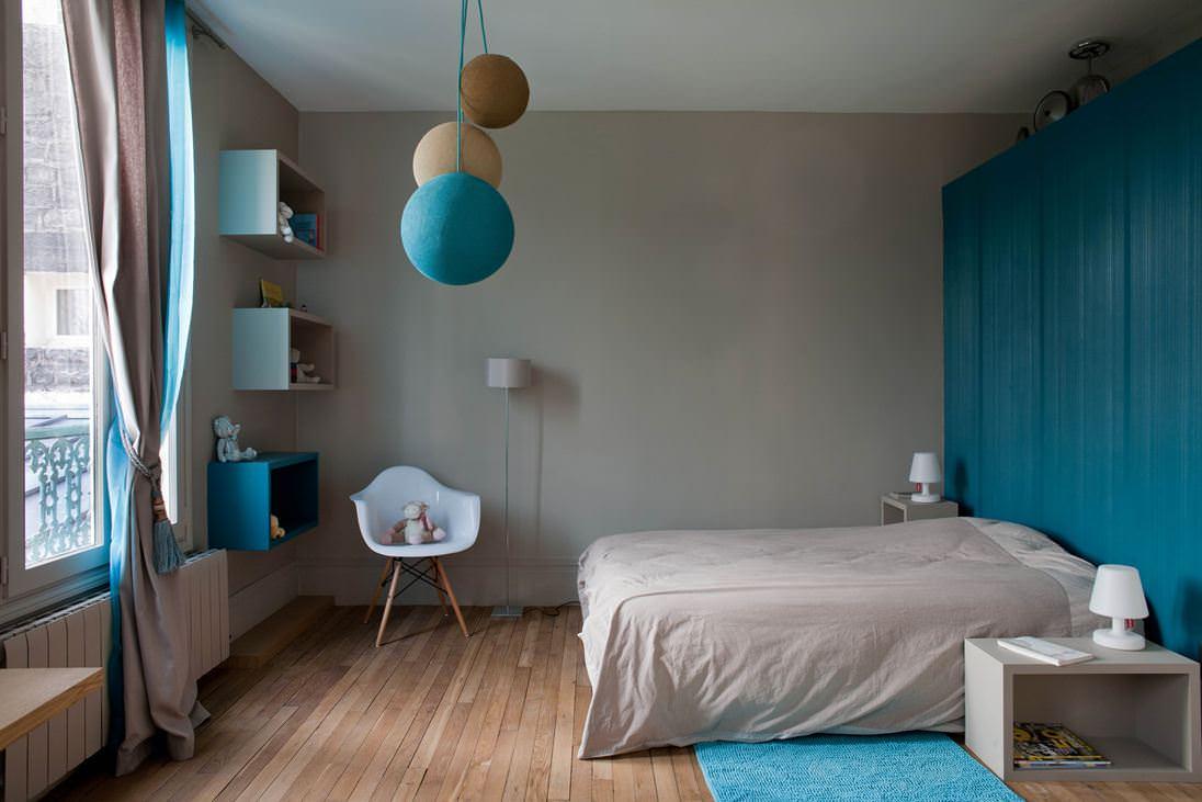 Бирюзовая спальня рекомендации