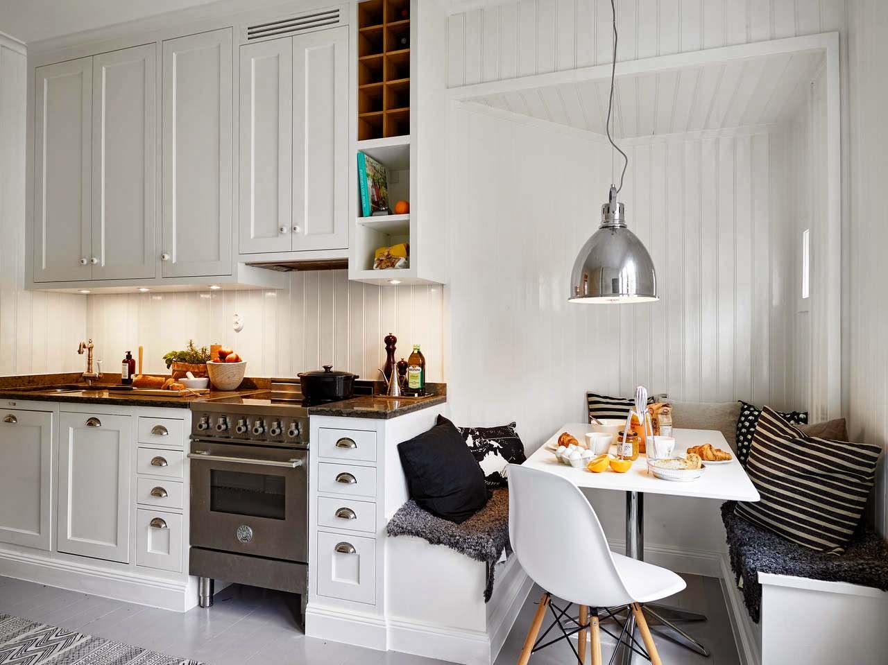 Стили в дизайне интерьера скандинавский стиль