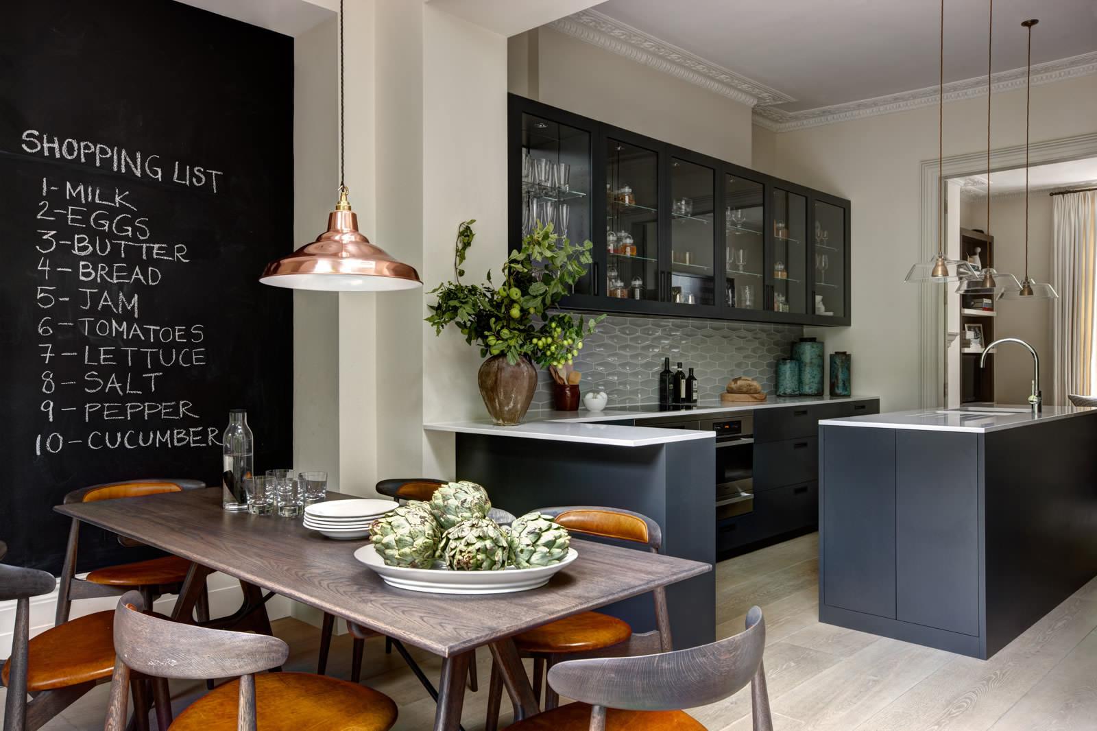 фото видео кухня в стиле французского кафе фото папарацци