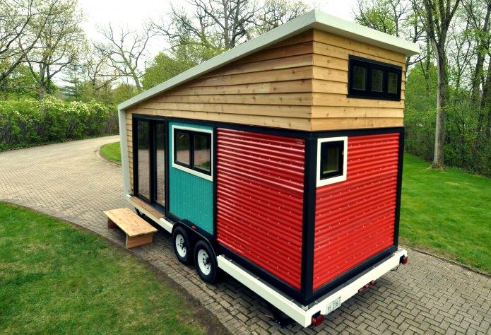 мини-дом на колесах