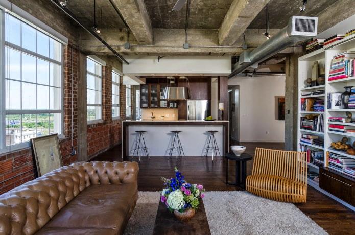 несущие бетонные перекрытия