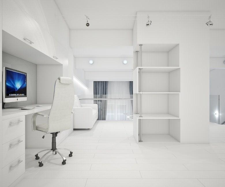 линолеум светлый в интерьере квартиры фото