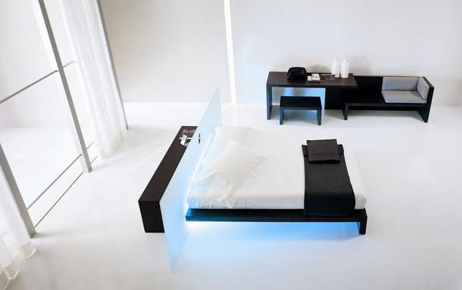 Дизайн квартир hi-tech