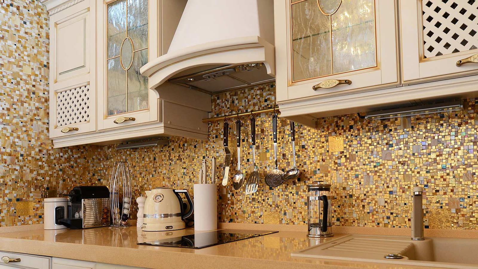 Плитка для рабочей зоны кухни фото дизайн