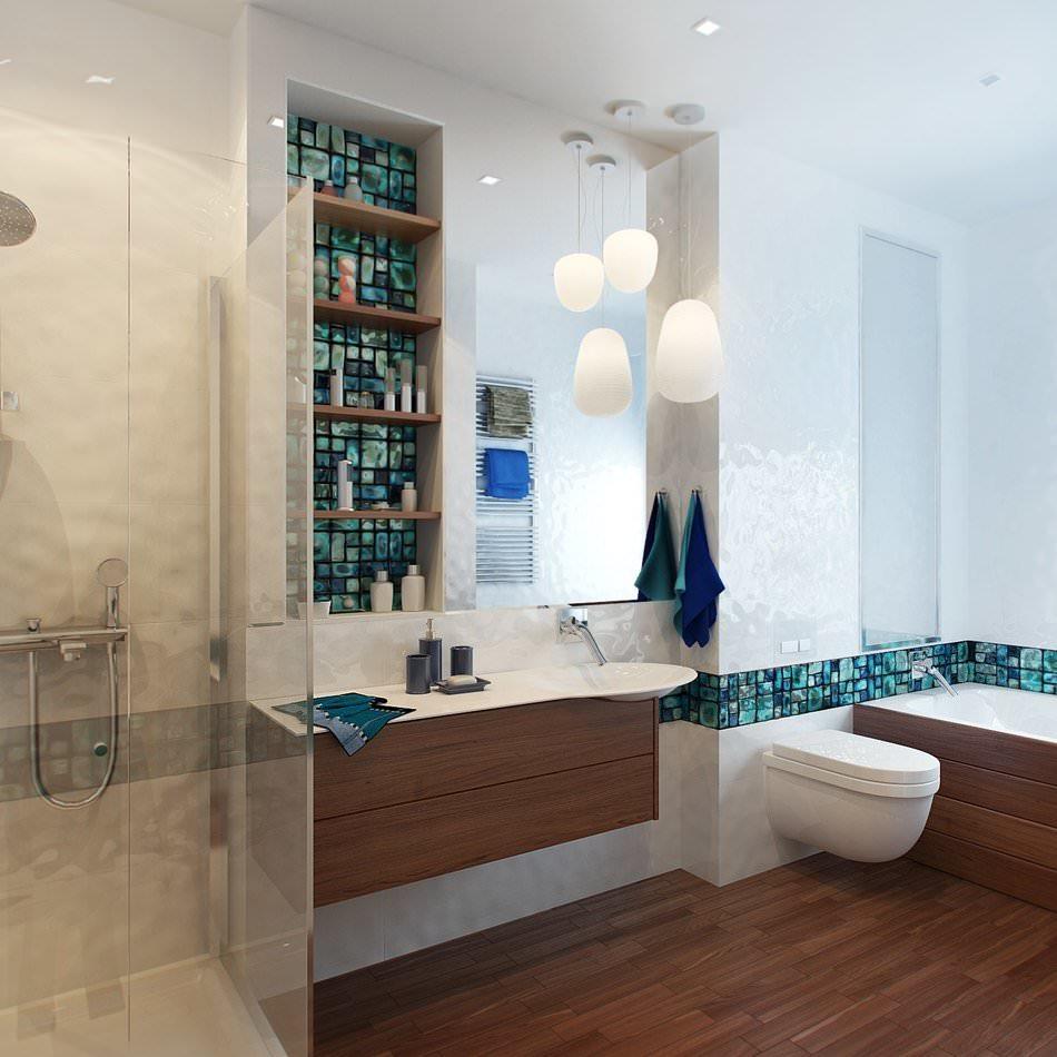 Дизайн четырехкомнатной квартиры 120 кв. м.