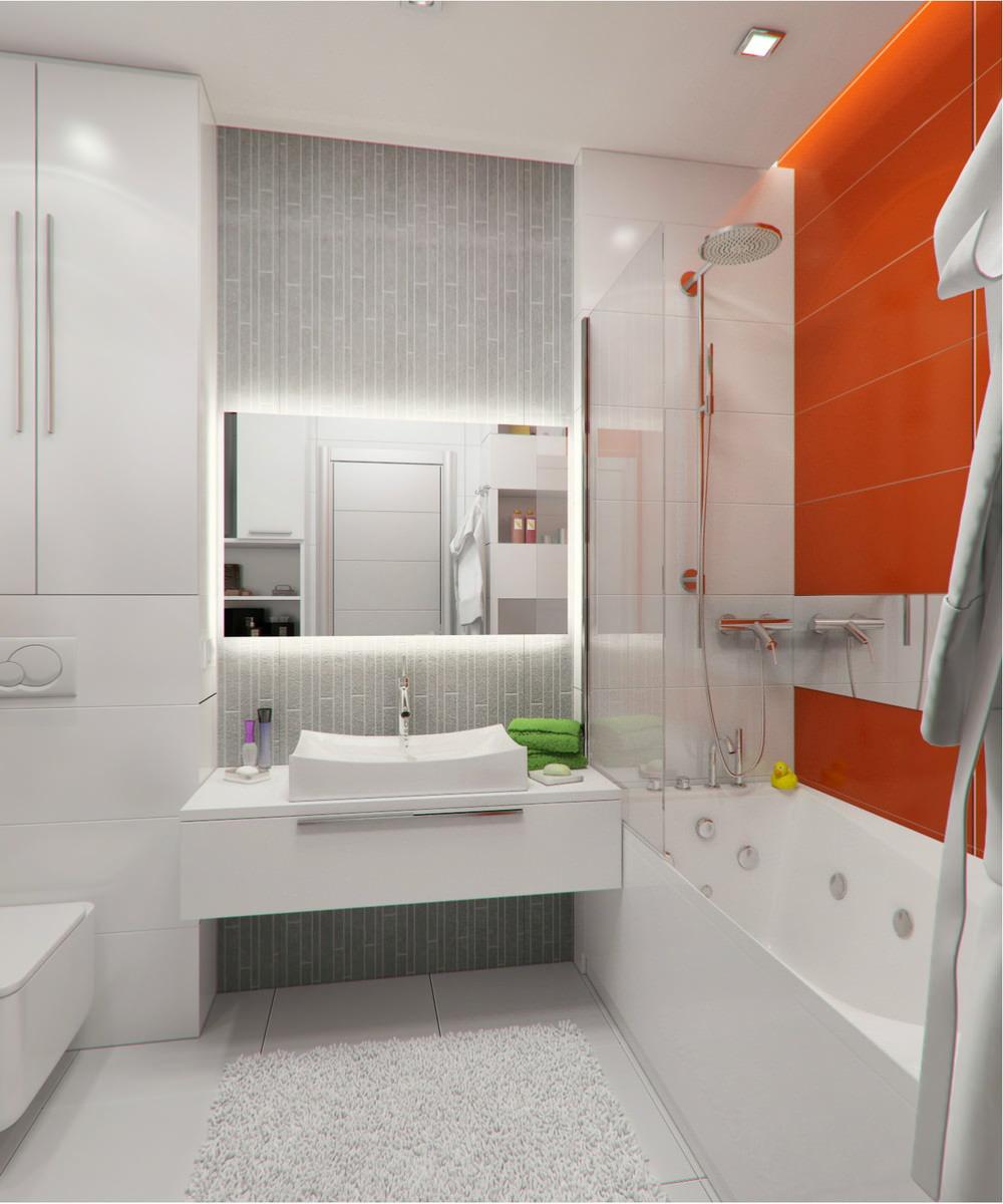 Дизайн 2 квартиры 47 кв м 198