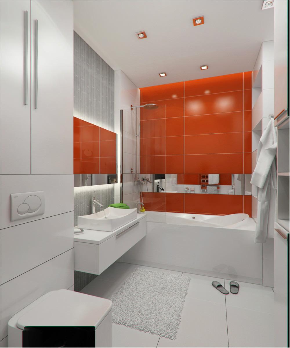Ванная комната дизайн 2.9 кв м