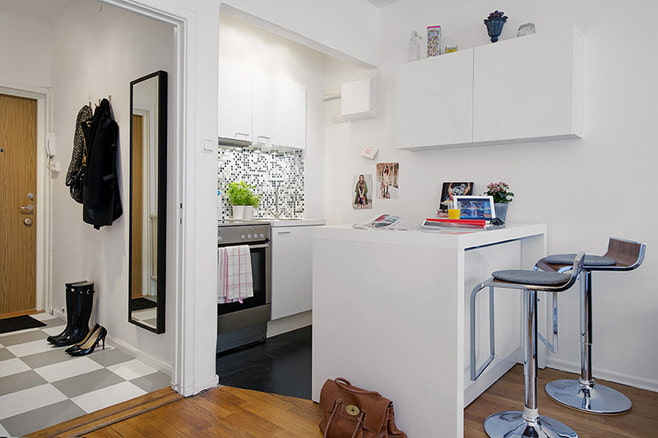 Дизайн для малогабаритных квартир