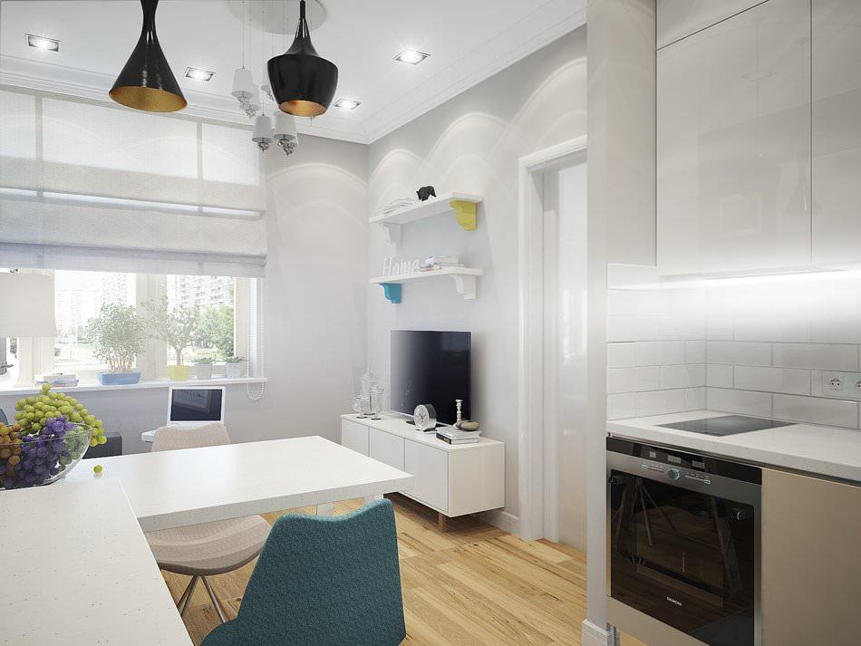 Дизайн маленькой двухкомнатной квартиры: http://design-homes.ru/kvartiry/499-dizajn-malenkoj-dvukhkomnatnoj-kvartiry