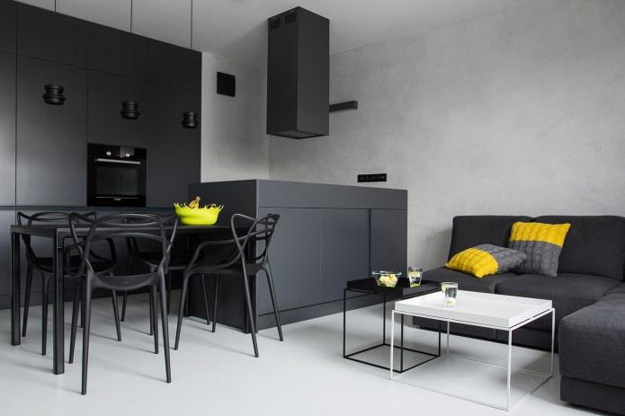 Дизайн стульев в современном интерьере