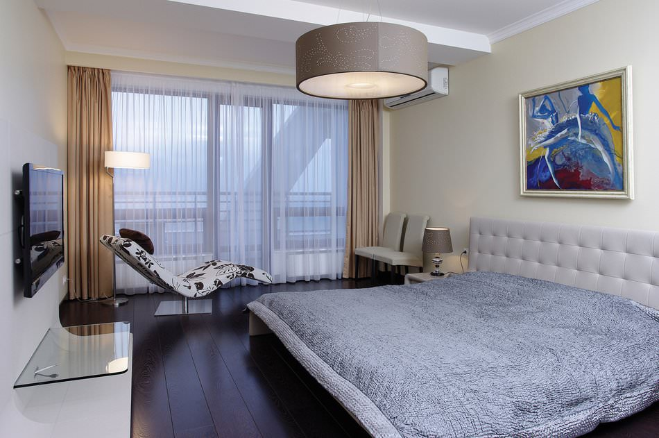 Современный дизайн интерьера квартиры в стиле минимализм