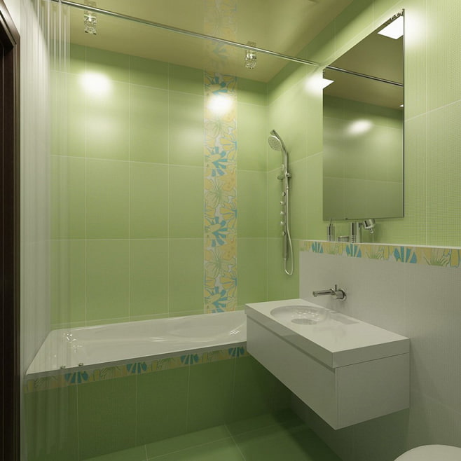 Examples Of Bathroom Design :