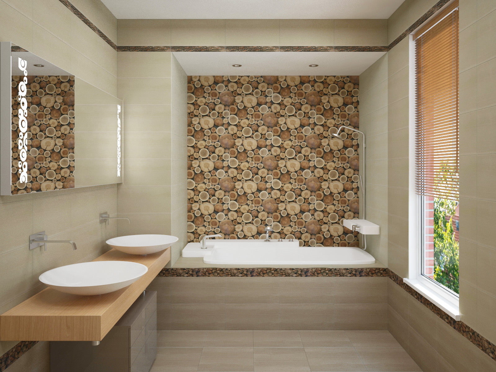 Декор ванной отзывы