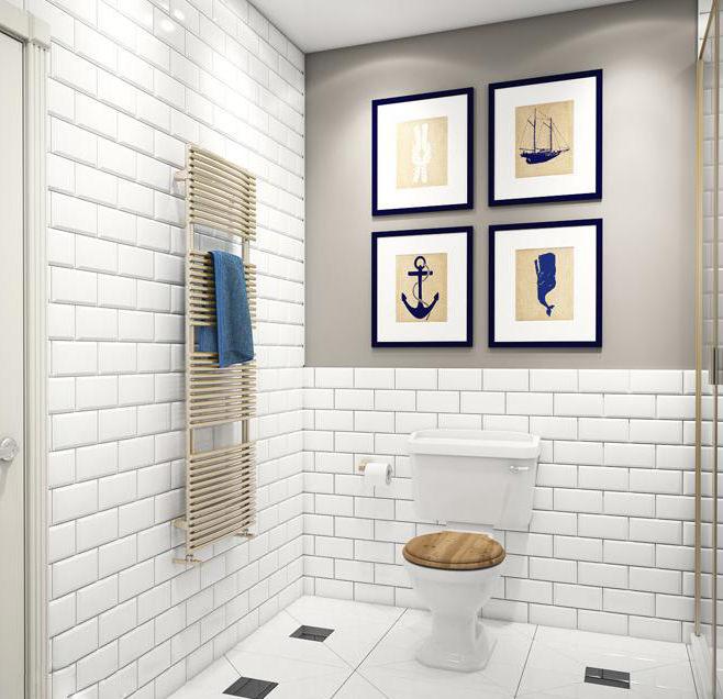 Картины своими руками в ванну