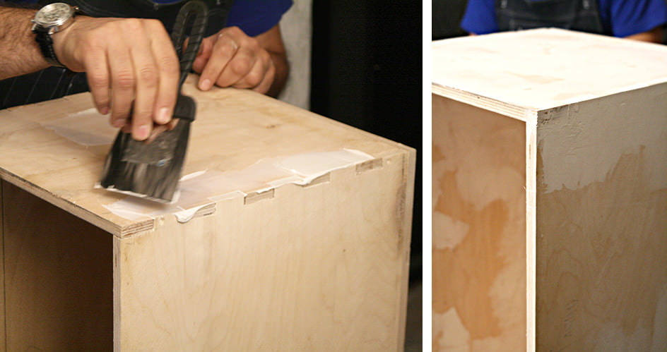 Мебель своими руками сундук 43