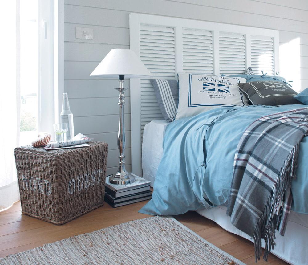 фото дизайн комнаты в морском стиле