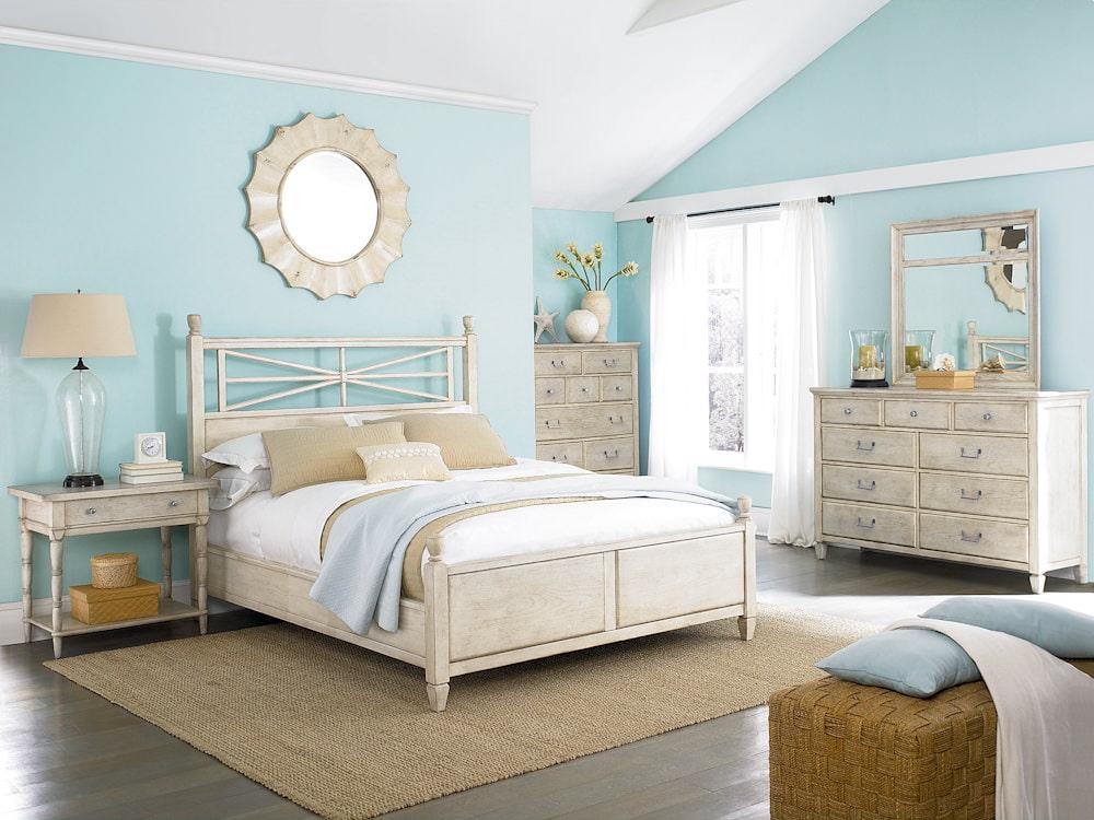 спальня в морском стиле своими руками