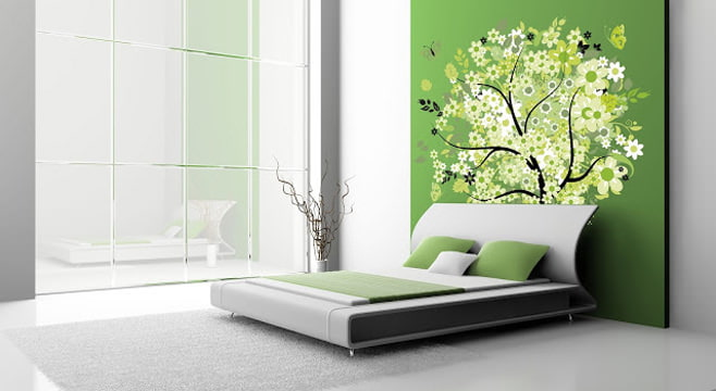 Ikea wall decal