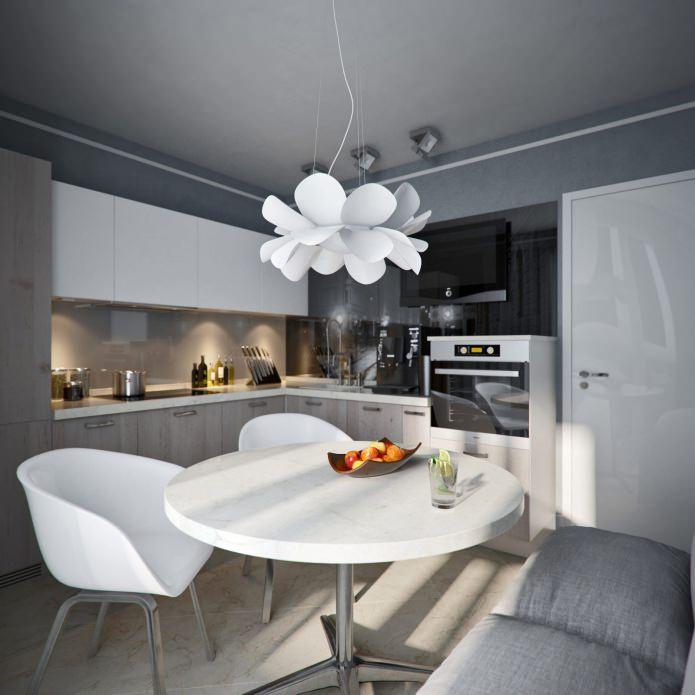 Дома серии копэ дизайн кухни