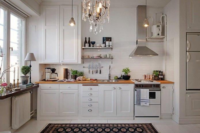Материалы для фасадов кухни: основные характеристики, плюсы и минусы