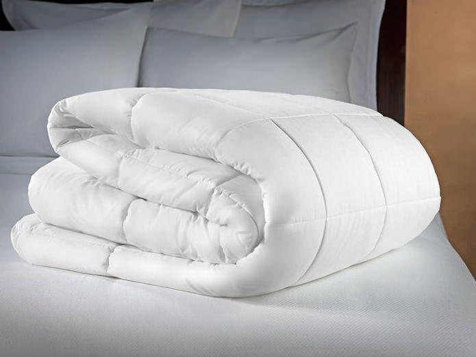 Как выбрать одеяло по наполнителю?
