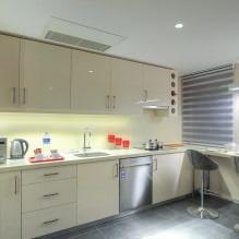 Дизайн кухни с барной стойкой: 60 современных фото в интерьере - 48