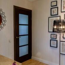 Межкомнатные двери в интерьере: 60 современных фото и идей