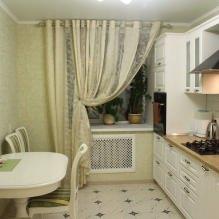Дизайн кухни с зелеными обоями: 55 современных фото в интерьере - 44