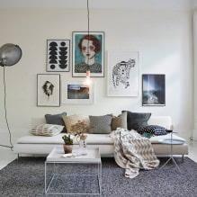 Дизайн в скандинавском стиле: характерные черты, 60 фото в интерьере