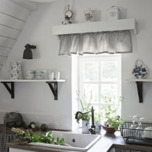 Как подобрать шторы для кухни и не пожалеть? - разбираемся во всех нюансах - 85
