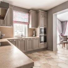 Как подобрать шторы для кухни и не пожалеть? - разбираемся во всех нюансах - 71