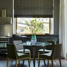 Как подобрать шторы для кухни и не пожалеть? - разбираемся во всех нюансах - 81