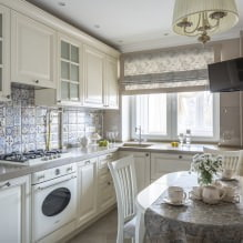 Как подобрать шторы для кухни и не пожалеть? - разбираемся во всех нюансах - 87